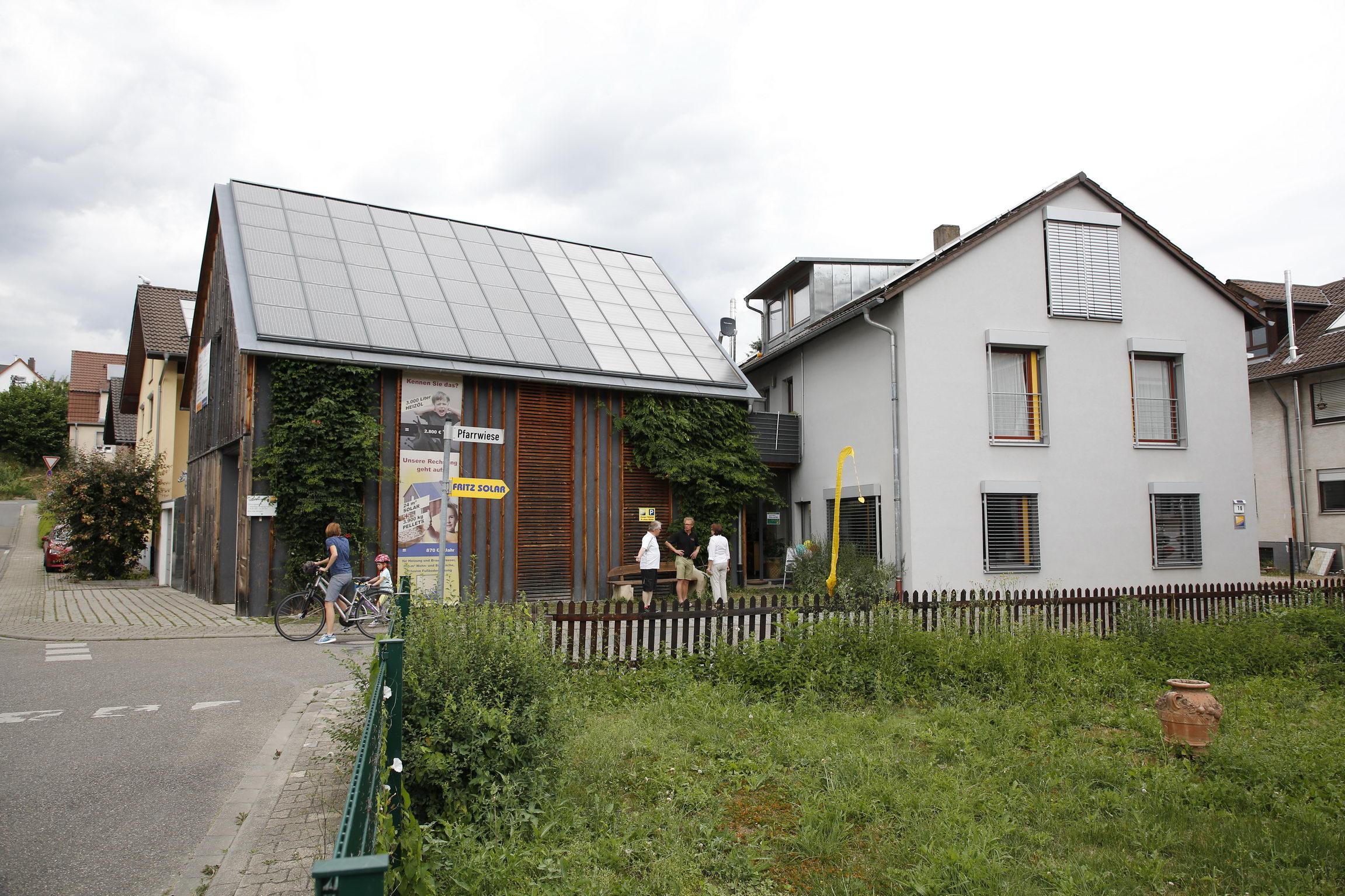Firmengebäude und Veranstaltungsort für Vorträge in Wiesloch