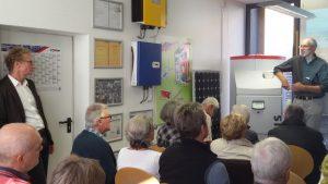 Vortragsreihe zum Thema Heizungsbau in Wiesloch - Schatthausen
